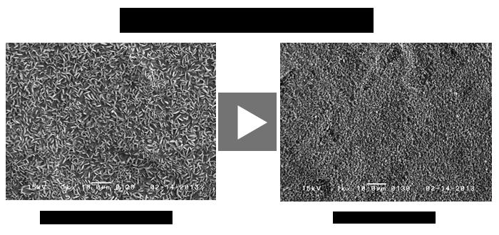 SPCのリン酸亜鉛皮膜比較